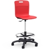 "Virco ANLAB - Analogy Series Lab Stool - 19"" - 26"" Height (Virco ANLAB)"