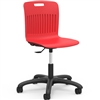 "Virco ANTASK18 - Analogy Series Mobile Task Chair - 16"" - 20"" Height (Virco ANTASK18)"