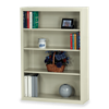 "Virco BCM3652 - Metal Bookcase, Four Shelves - 36"" x 12"" x 52"" (Virco BCM3652)"