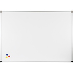 Best-Rite Magne-Rite Markerboard with Aluminum Trim 4'H x 6'W  (Best-Rite BES-219NG)