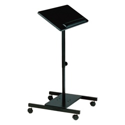 Balt Adjustable-Height Speaker Stand Black Color  (Balt BES-43062)