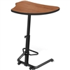 Balt Up-Rite Harmony Sit to Stand Configurable Student Desk - Black Edgeband (Balt BES-90532-G)