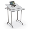 "Balt Makerspace Mobile Teacher's Podium - 31.5""W x 30""D (Balt BES-91417)"