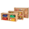 Value Line Preschool 2-Shelf Storage