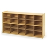 Value Line 20-Tray Cubby Storage - Unit Only