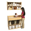 Value Line Wall Diaper Shelf