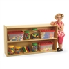 "Value Line 48""L 2-Shelf Storage"
