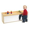 Value Line Toddler Storage with Mirror Back