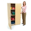 Value Line Teacher's Storage Cabinet