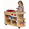 Value Line Birch Toddler 2-In-1Kitchen