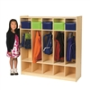 Value Line Birch 5-Section Locker