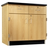 "Diversified Woodcrafts Door/Drawer Base Cabinet - 36""W X 22""D<br> (Diversified Woodcrafts DIV-106-3622)"
