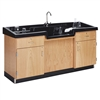 Diversified Woodcrafts Rinse - Away Sink (Diversified Woodcrafts DIV-3020K)