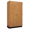 "Diversified Woodcrafts Storage Cabinet w/ Oak Doors - 48"" W x 22"" D (Diversified Woodcrafts DIV-353-4822)"