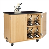 Diversified Woodcrafts Mobile Micro Charging Station (Diversified Woodcrafts DIV-4741K)