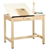 "Diversified Woodcrafts Art / Drafting Table w/ Small Drawer - 36""W x 24""D  (Diversified Woodcrafts DIV-DT-2SA30)"