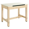 "Diversified Woodcrafts Art / Drafting Table w/ 1 Piece Top - 36""W x 24""D  (Diversified Woodcrafts DIV-DT-9A30)"