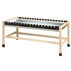 "Diversified Side Clamp Glue Bench with Drip Pan - 72""W x 36""D (Diversified Woodcrafts DIV-GCT-DP)"