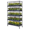 "Diversified Woodcrafts Mobile Growing Center - 48""W x 18""D (Diversified Woodcrafts DIV-MGC-4818)"