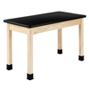 "Diversified Woodcrafts Science Table - Plain Apron- Plastic Laminate Top - 48""W X 24""D<br> (Diversified Woodcrafts DIV-P7101M30N)"