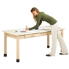 "Diversified Woodcrafts Planning Table - 72""W x 30""D x 30""H (Diversified Woodcrafts DIV-PT-72P)"