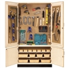 "Diversified Woodcrafts Tech-Ed Tool Storage Cabinet - 48""W x 22""D(Diversified Woodcrafts DIV-TETC-40)"