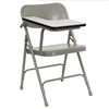 Flash Furniture Premium Steel Folding Chair with Handed Tablet Arm<br>(FLA-HF-309AST-GG)