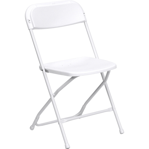 Gentil Flash Furniture Hercules Series 800 Lb. Capacity Premium Plastic Folding  Chair