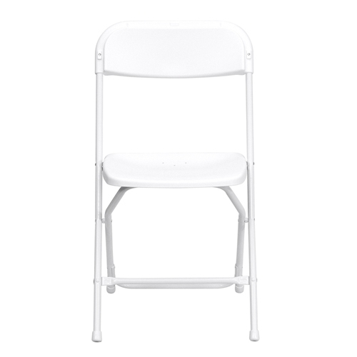Flash Furniture Hercules Series 800 Lb. Capacity Premium Plastic Folding  Chair