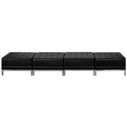 Flash Furniture HERCULES Imagination Series Four Seater Bench<br>(FLA-ZB-IMAG-OTTO-4-GG)