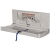 Foundations Polyethylene Changing Station Mount - Horizontal Surface (Foundations FOU-100-EH-BP)