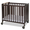 Foundations Hide Away Compact Hardwood Folding Crib<br> (Foundations FOU-1031852)