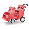 Foundations 4142079 Gaggle 4 Buggy Four Passenger Buggy