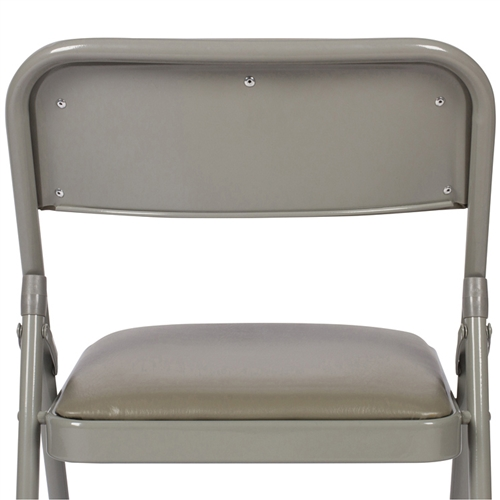 Upholstered virco folding chairs in padded seat - Fza 252 Fuerza Com