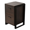 Fuerza Home Office 2-Drawer Vertical File Storage Cabinets