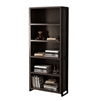 Fuerza Home Office 5-Shelf Storage Bookcases