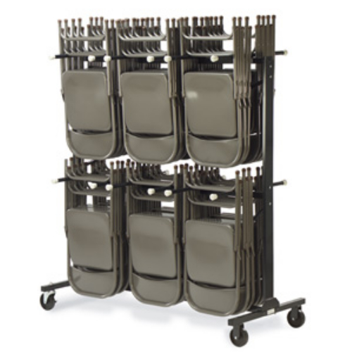 Virco HCT6072   Chair Truck/storage Cart For Folding Chairs   84 Chair  Capacity (
