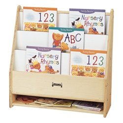 Jonti-Craft TODDLER PICK-a-BOOK STAND - 1 SIDED  (Jonti-Craft JON-0071JC)