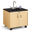 "Jonti-Craft Clean Hands Helper - 26"" Counter - Plastic Sink  (Jonti-Craft JON-1370JC)"