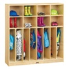 "Jonti-Craft Baltic Birch Neat-n-Trim Lockers 48""  (Jonti-Craft JON-2687JC)"
