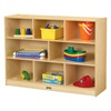 Jonti-Craft Baltic Birch Super-Sized Mobile Storage Unit  (Jonti-Craft JON-2691JC)