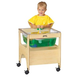 Jonti-Craft See-thru Mini Sensory Table With Lego Lid  (Jonti-Craft JON-2870JC)