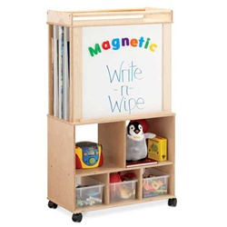 Jonti-Craft Mobile Script-n-skill Station  (Jonti-Craft JON-54260JC)