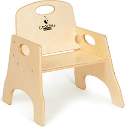 "Jonti-Craft THRIFTYKYDZ Birch Chairries - 11"" Height (Jonti-Craft JON-6803TK)"