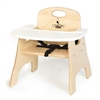 "Jonti-Craft High Chairries Chair W/ Value Tray - 9"" H (Jonti-Craft JON-6812JC)"