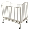 L.A. Baby The Deluxe Holiday Crib (L.A. Baby LAB-72, LBB-72)