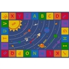 Learning Carpets-Solar System - Rectangle Small