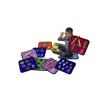 Learning Carpets Alphabet Scramble -Let's Learn How to Count Seating Squares - Set of 10