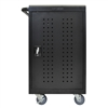 Luxor LLTM30-B 30 Tablet & Chromebook Charging Cart (Luxor LUX-LLTM30-B)