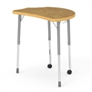 "VIRCO Molecule Series Student Desk 24"" x 32"" Top with Backpack Hanger (VIRCO MC2432BHC)"